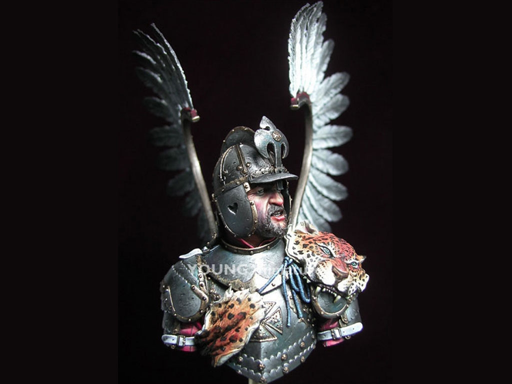 Polish Winged Hussar 17th Centry  (Vista 2)