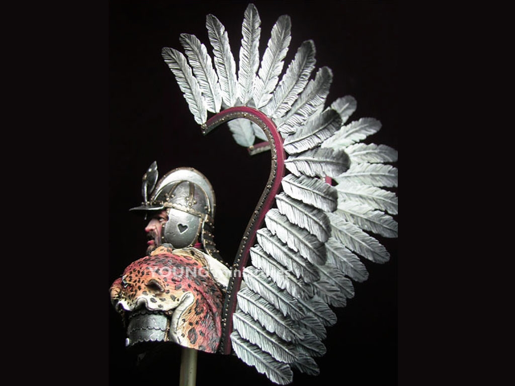 Polish Winged Hussar 17th Centry  (Vista 3)