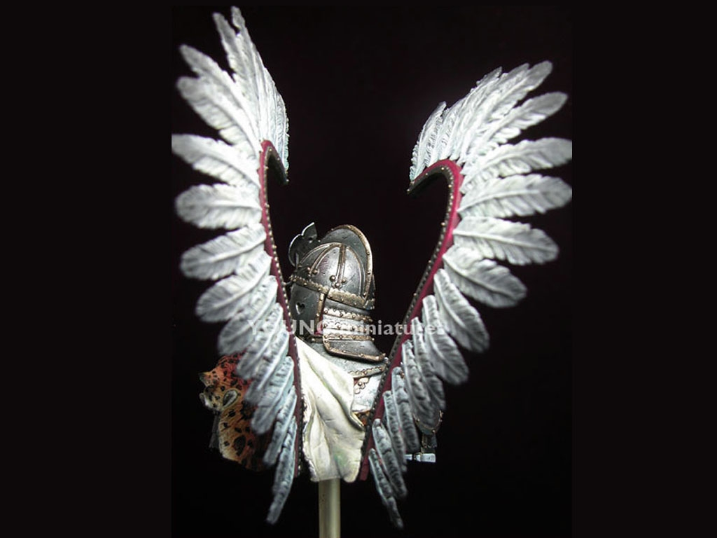 Polish Winged Hussar 17th Centry  (Vista 4)