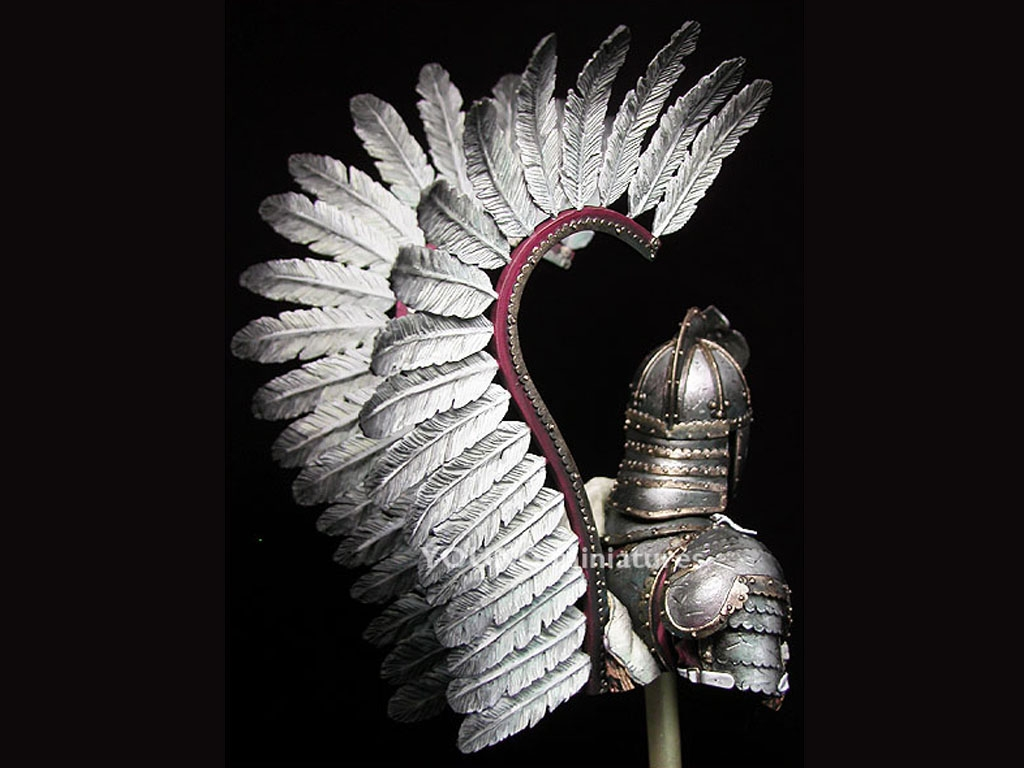 Polish Winged Hussar 17th Centry  (Vista 5)