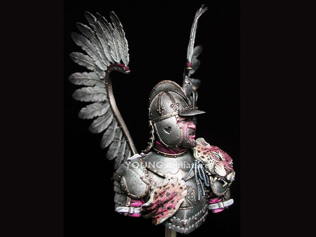 Polish Winged Hussar 17th Centry  (Vista 7)