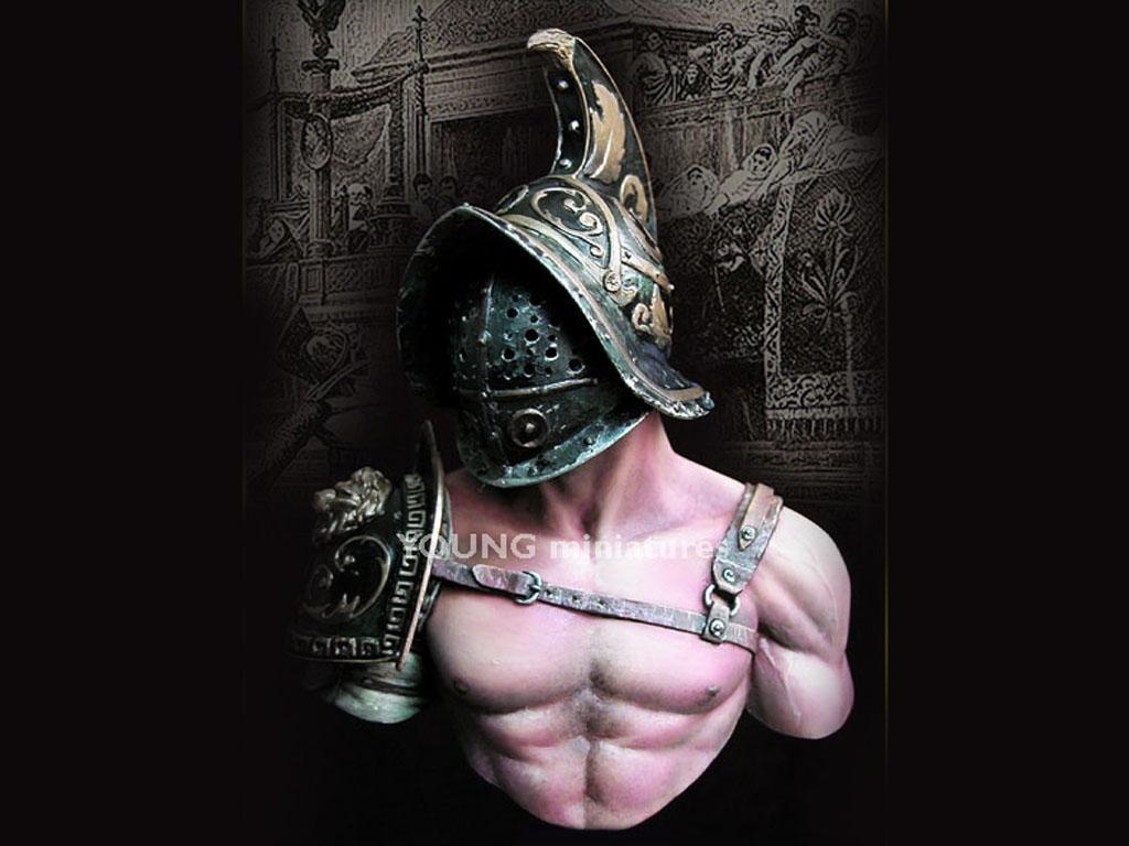 Gladiators (II) 1st Century A.D  (Vista 1)