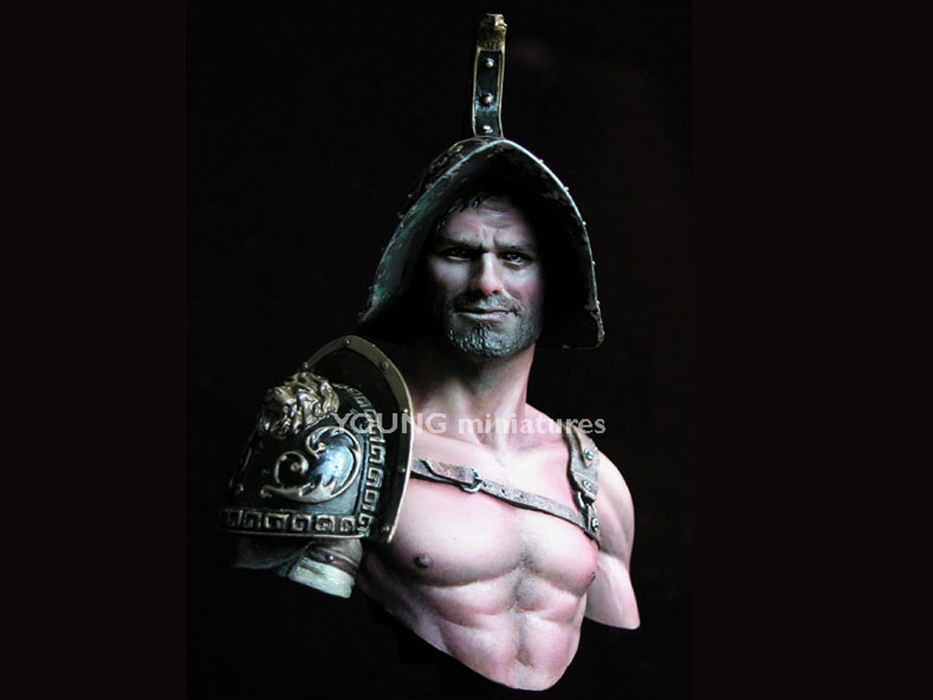 Gladiators (II) 1st Century A.D  (Vista 2)