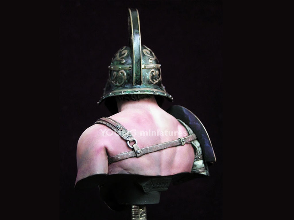Gladiators (II) 1st Century A.D  (Vista 4)