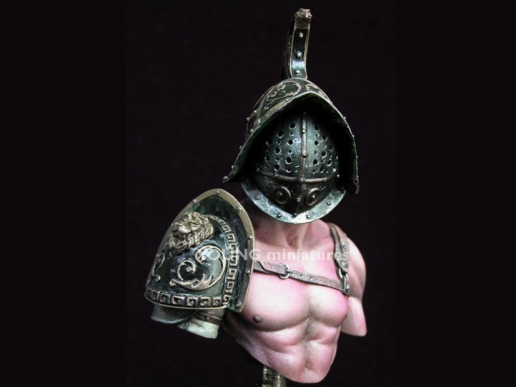 Gladiators (II) 1st Century A.D  (Vista 7)
