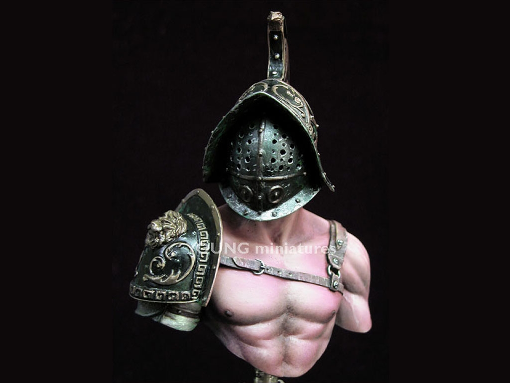 Gladiators (II) 1st Century A.D  (Vista 8)