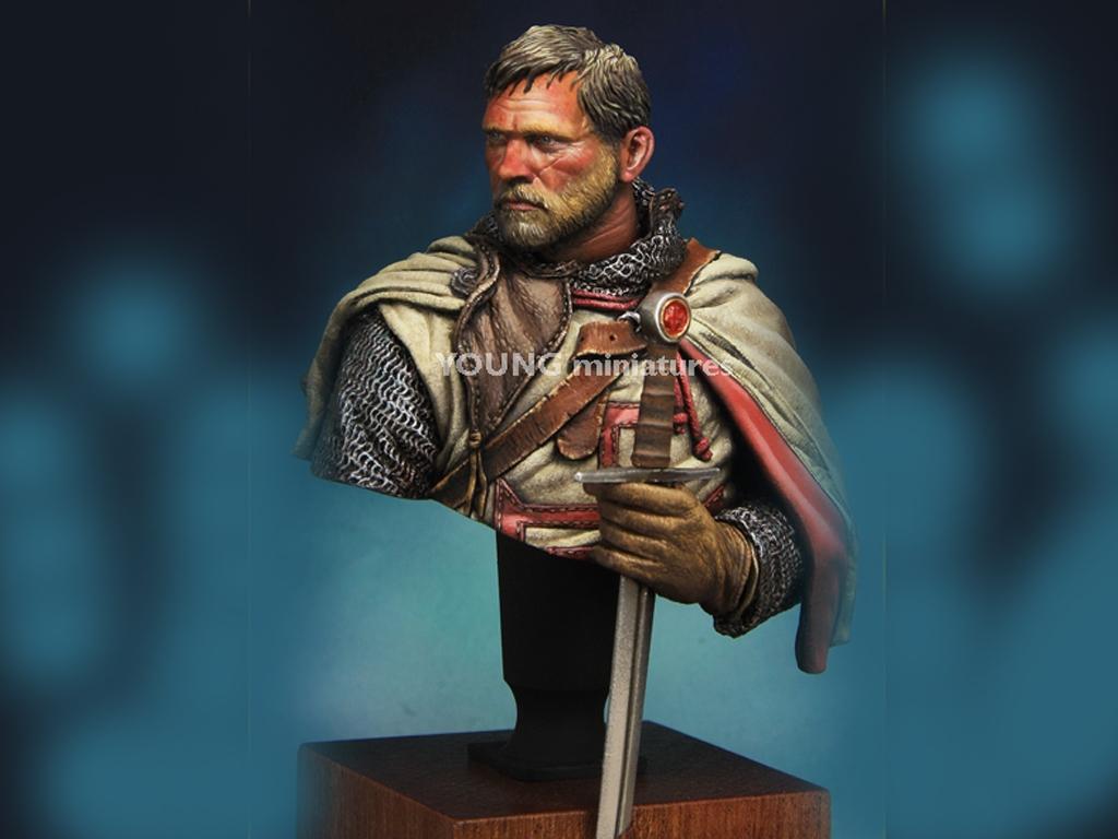 Caballero Templario  (Vista 3)
