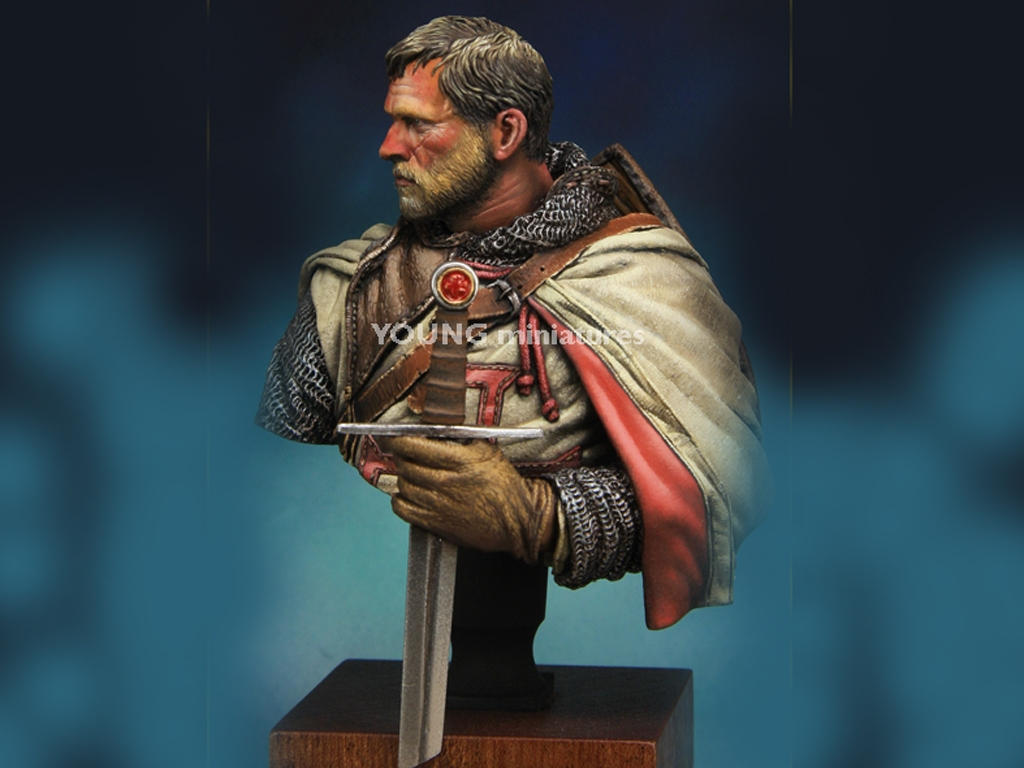 Caballero Templario  (Vista 4)