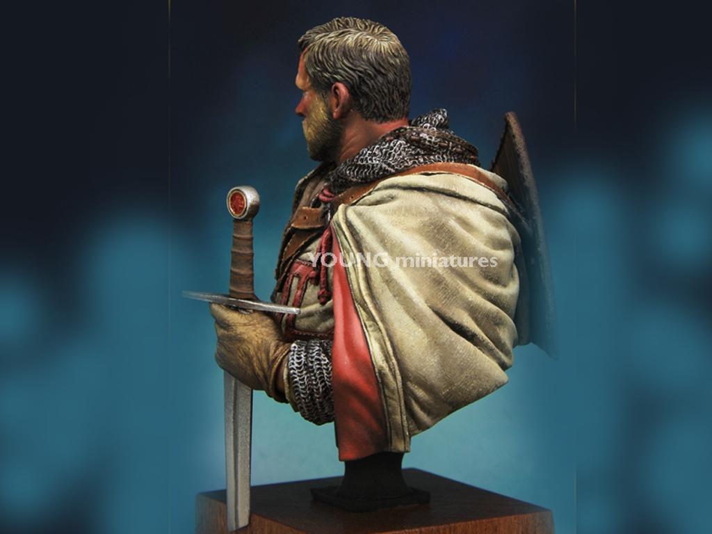 Caballero Templario  (Vista 5)