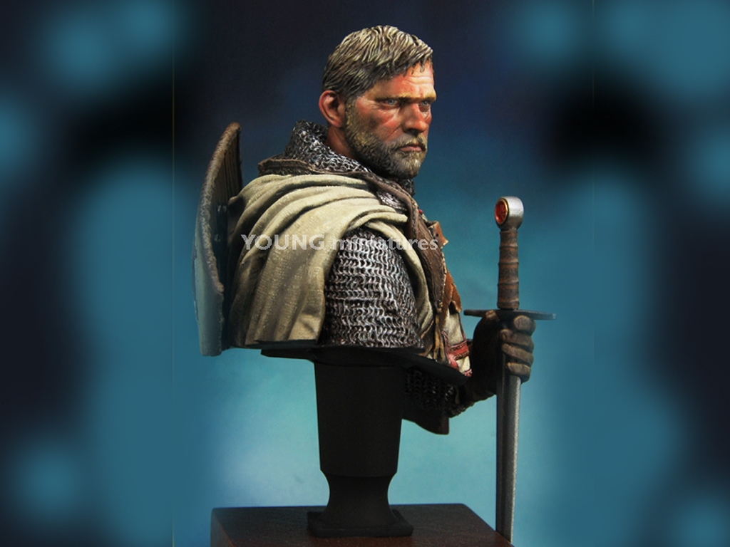 Caballero Templario  (Vista 8)