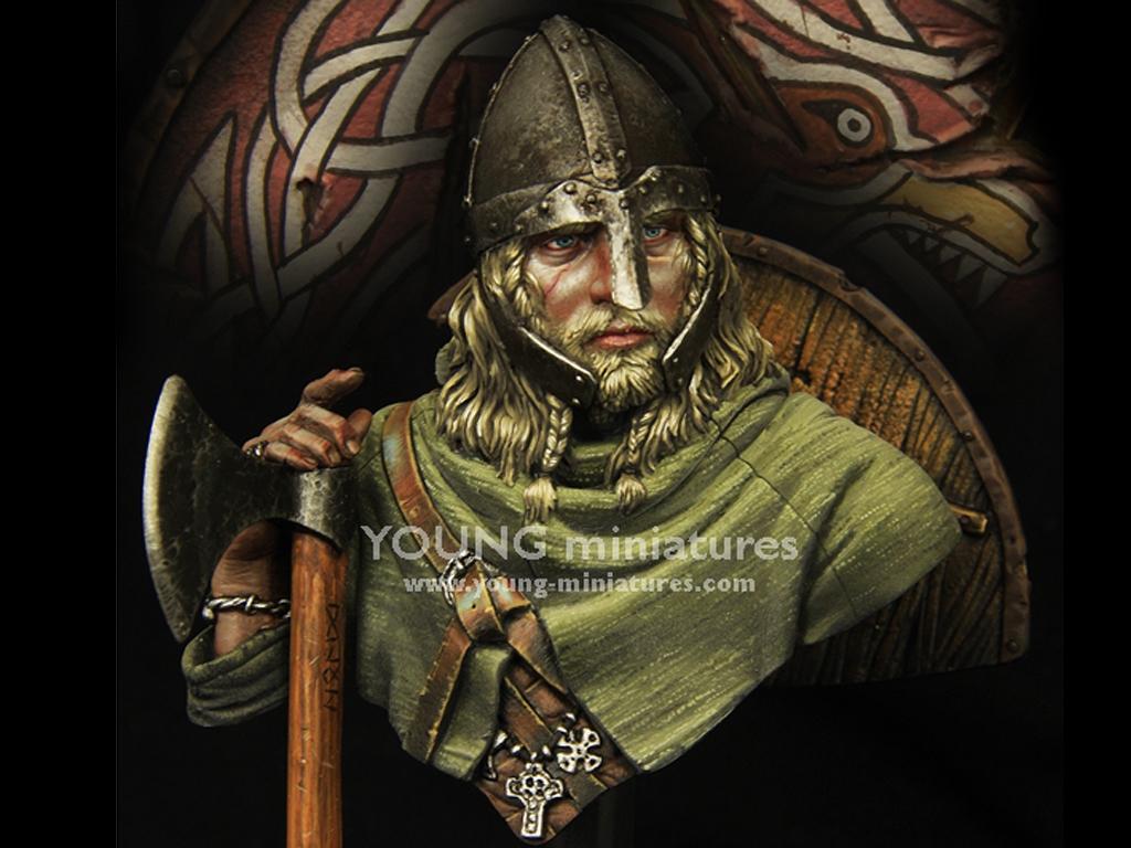 Guerrero Vikingo c. 950  (Vista 1)