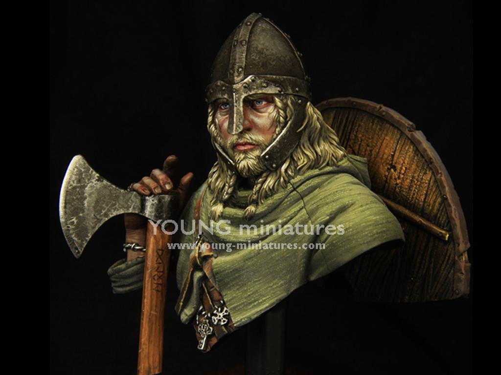 Guerrero Vikingo c. 950  (Vista 2)