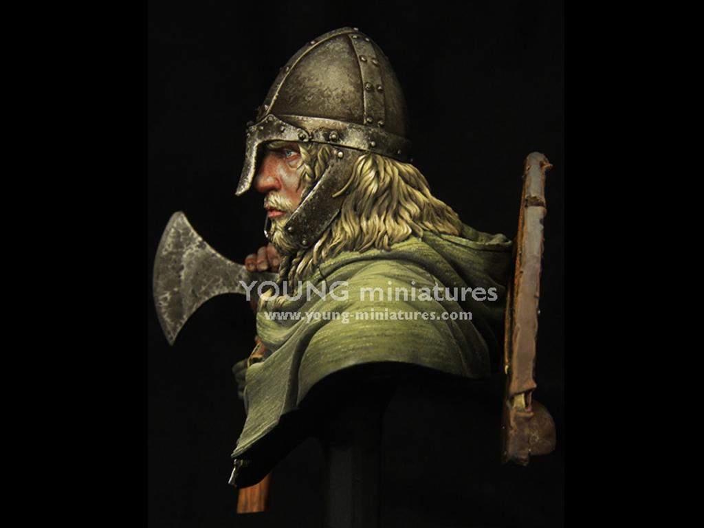 Guerrero Vikingo c. 950  (Vista 3)