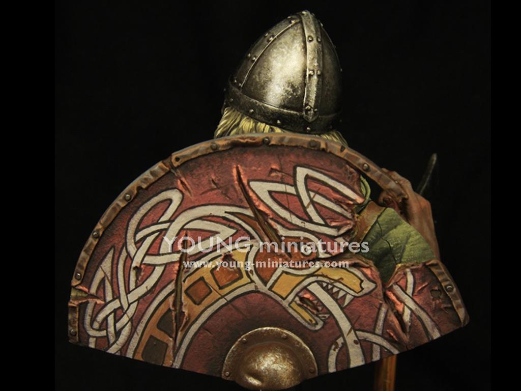 Guerrero Vikingo c. 950  (Vista 4)
