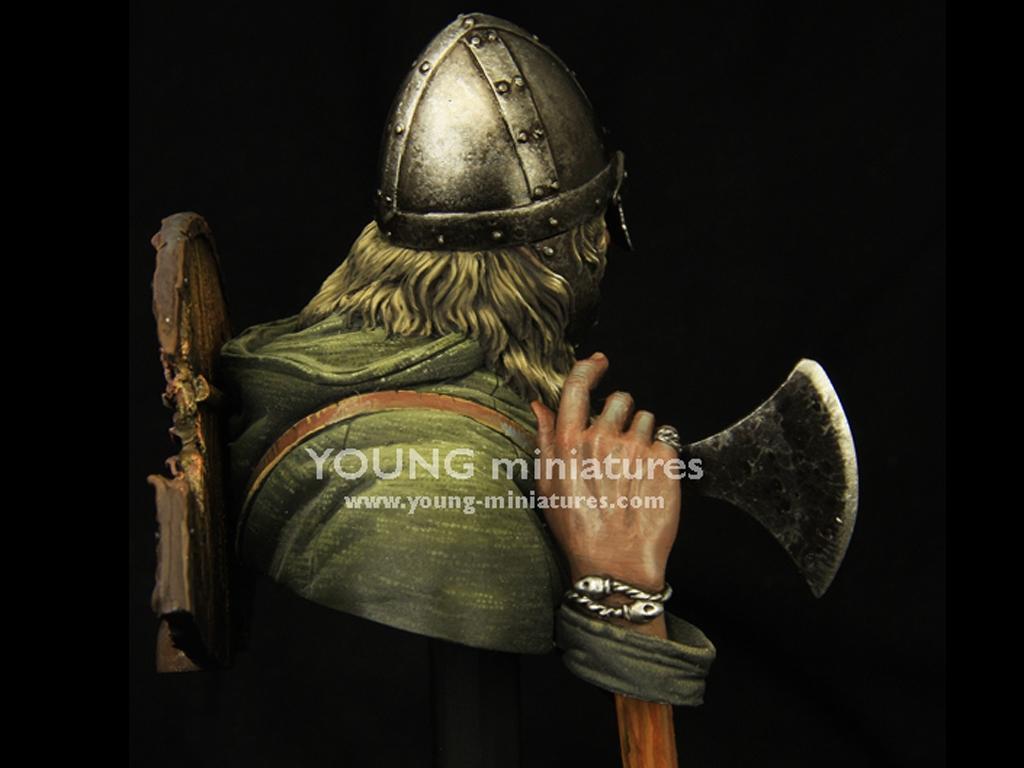 Guerrero Vikingo c. 950  (Vista 6)