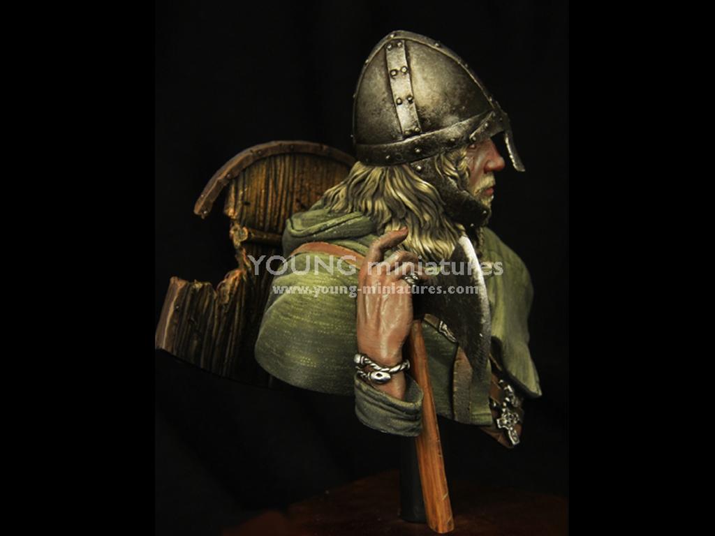 Guerrero Vikingo c. 950  (Vista 7)