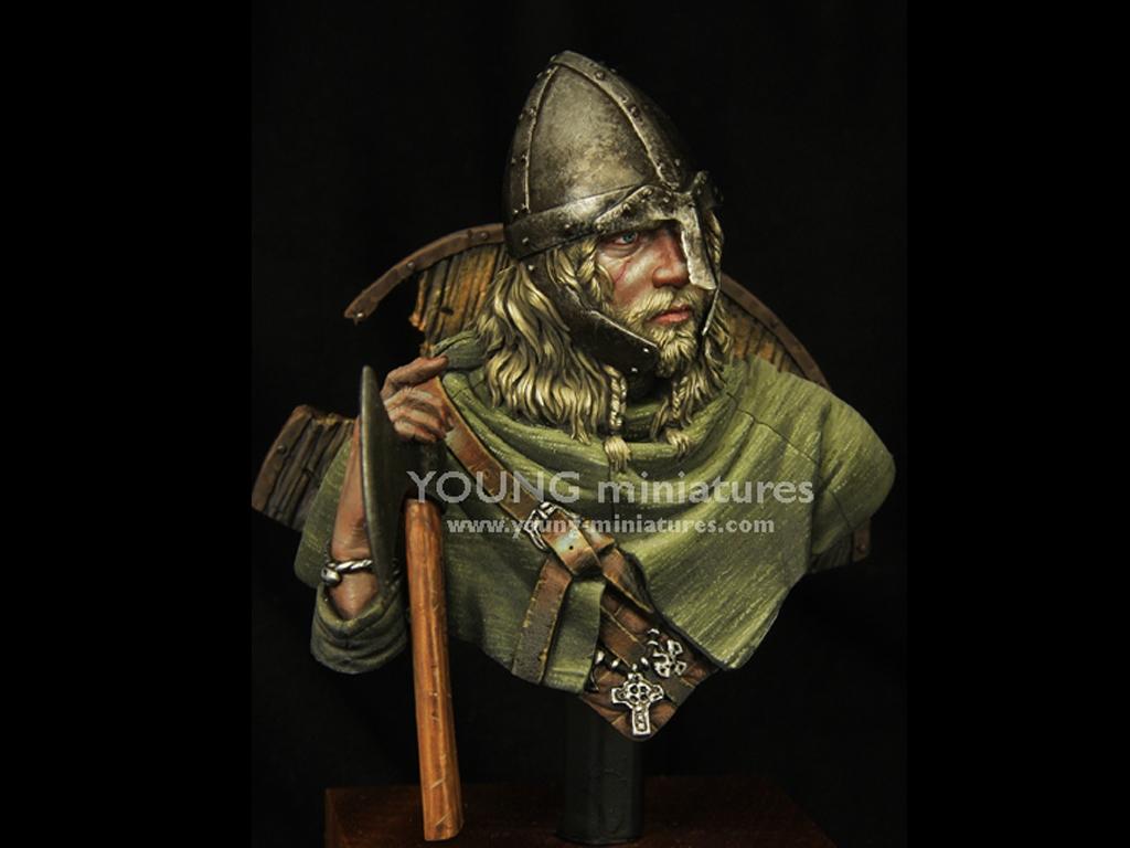 Guerrero Vikingo c. 950  (Vista 8)
