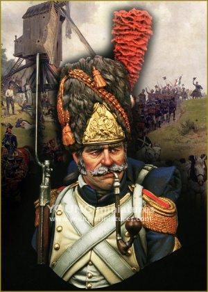 Granadero Frances de la Guardia Imperial  (Vista 1)