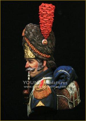 Granadero Frances de la Guardia Imperial  (Vista 3)