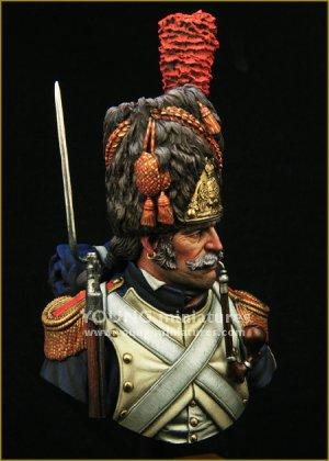Granadero Frances de la Guardia Imperial  (Vista 4)