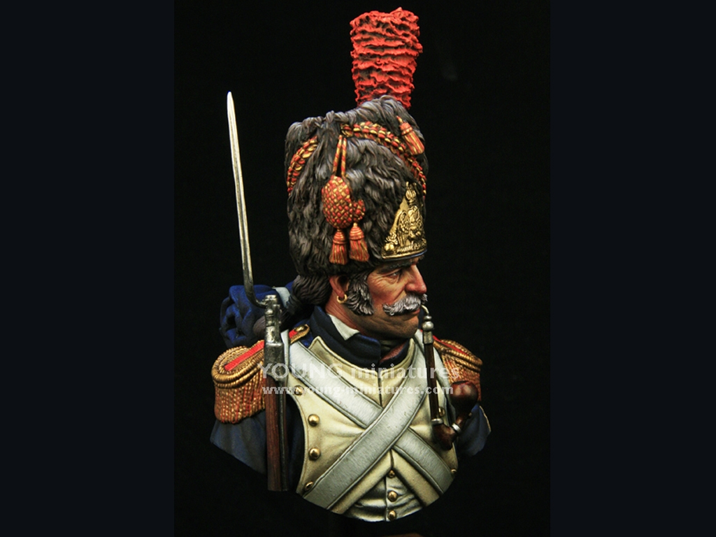 Granadero Frances de la Guardia Imperial  (Vista 7)
