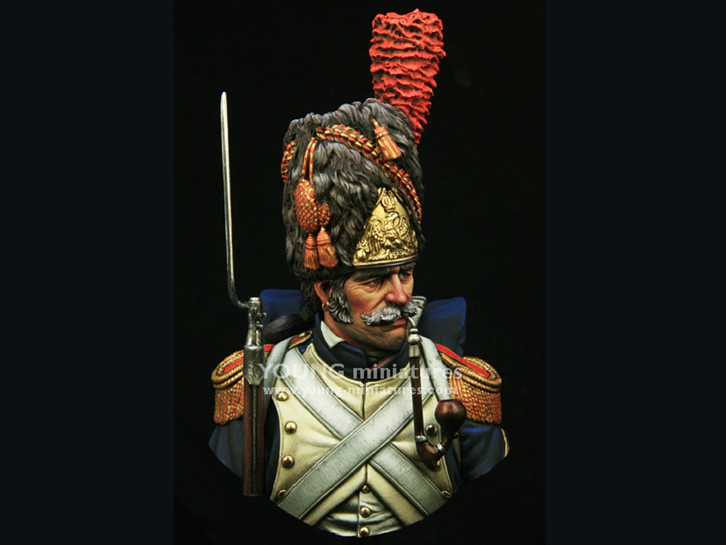 Granadero Frances de la Guardia Imperial  (Vista 8)