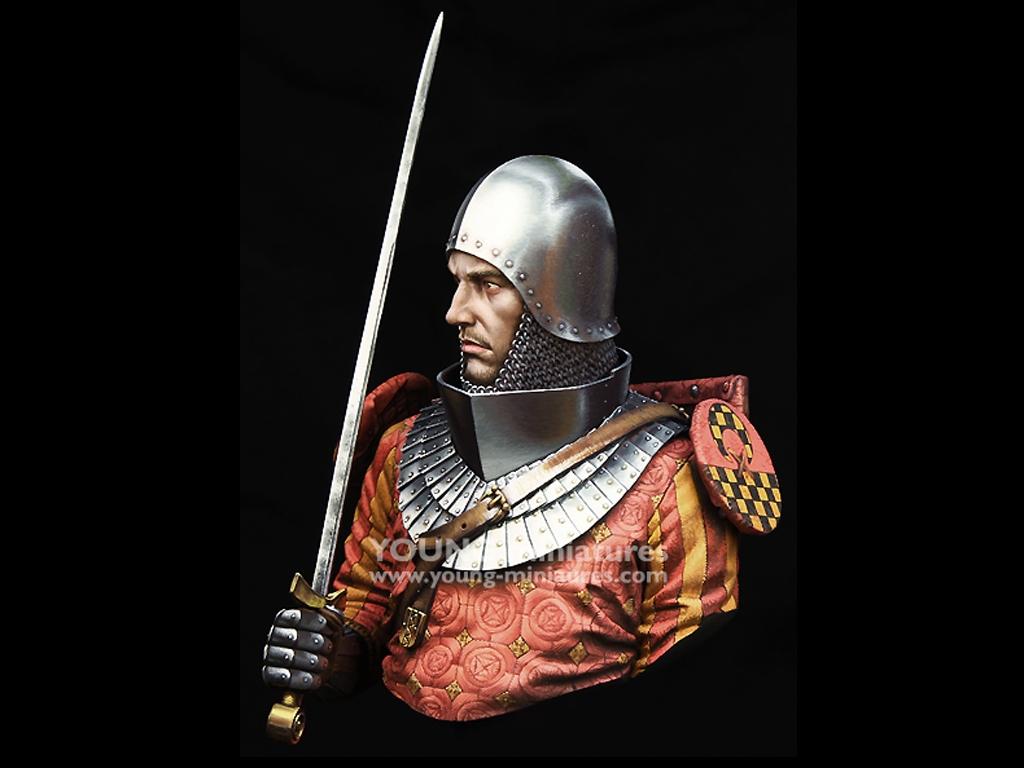 Medieval Knight 14th Century   (Vista 2)