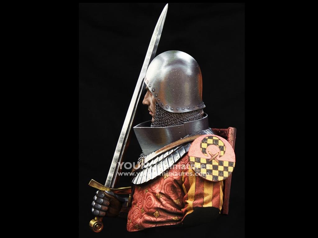 Medieval Knight 14th Century   (Vista 3)