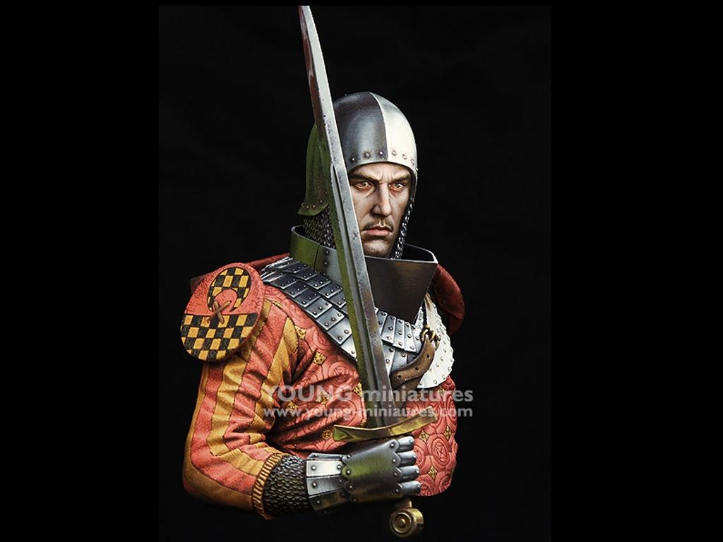 Medieval Knight 14th Century   (Vista 4)