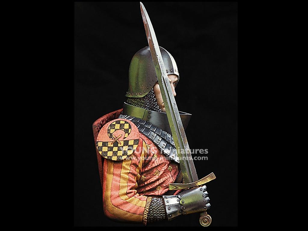 Medieval Knight 14th Century   (Vista 5)