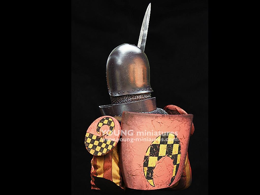 Medieval Knight 14th Century   (Vista 7)