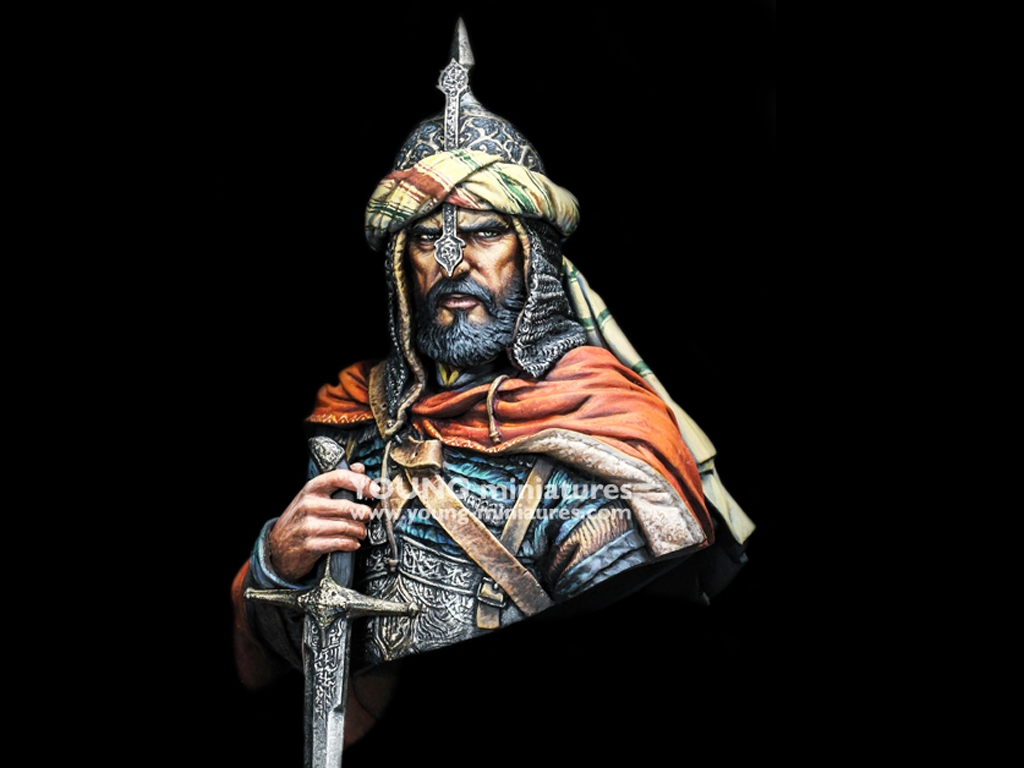 Caballero Arabe  (Vista 1)