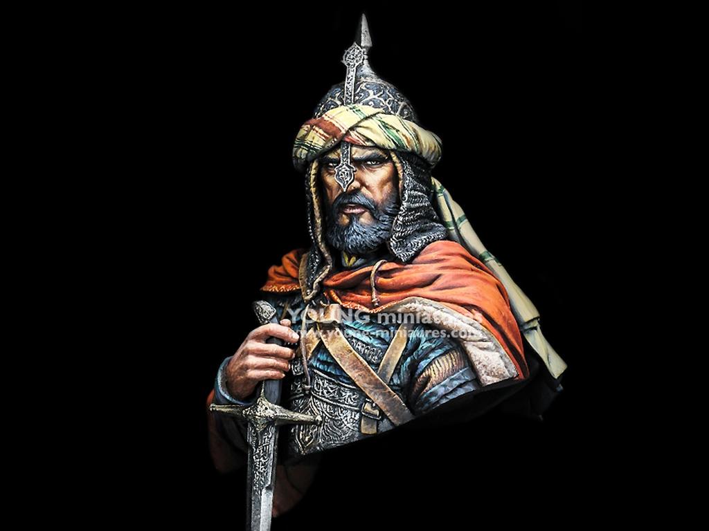Caballero Arabe  (Vista 2)