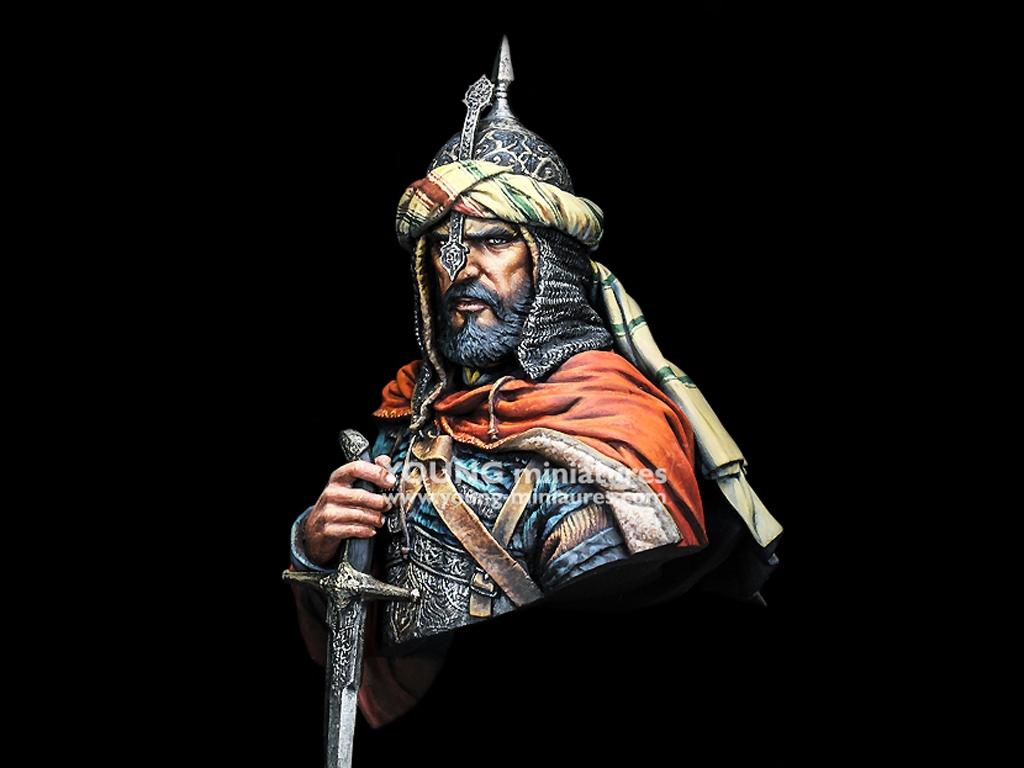 Caballero Arabe  (Vista 3)