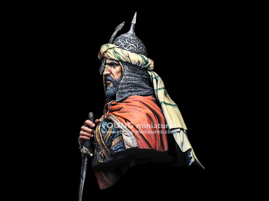 Caballero Arabe  (Vista 4)
