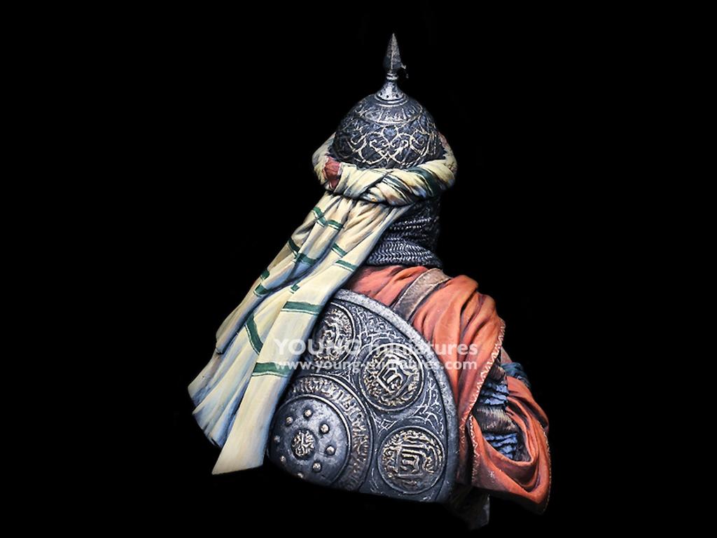 Caballero Arabe  (Vista 5)