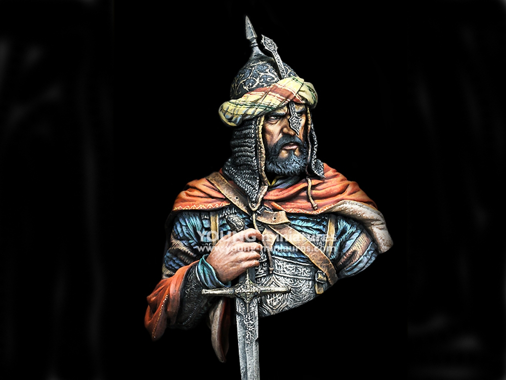 Caballero Arabe  (Vista 7)