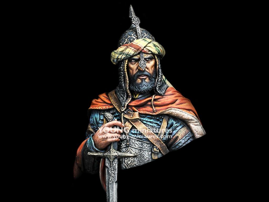 Caballero Arabe  (Vista 8)