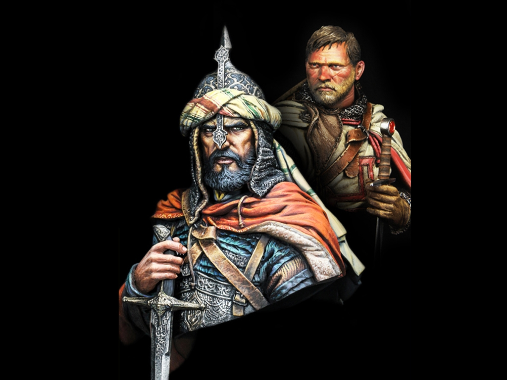 Caballero Arabe  (Vista 9)
