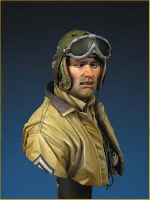 Tanquista Europeo U.S. WWII  (Vista 5)
