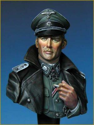 SS Totenkopf Officer WWII  (Vista 2)