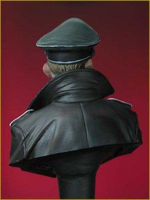 SS Totenkopf Officer WWII  (Vista 3)