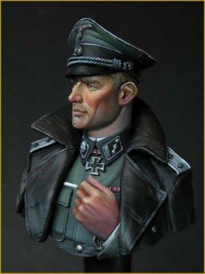 SS Totenkopf Officer WWII  (Vista 5)