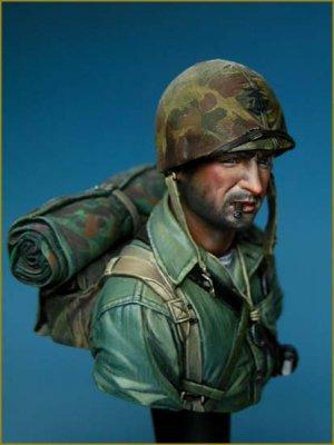 USMC IWOJIMA 1945  (Vista 3)