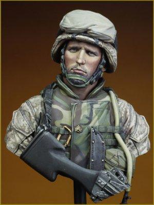 USMC FALLUJAH IRAQ 2004  (Vista 1)
