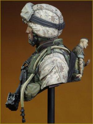 USMC FALLUJAH IRAQ 2004  (Vista 5)