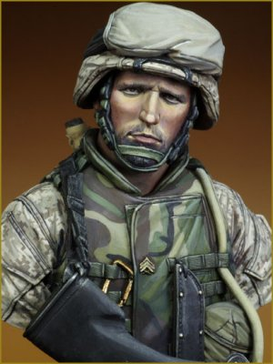 USMC FALLUJAH IRAQ 2004  (Vista 6)