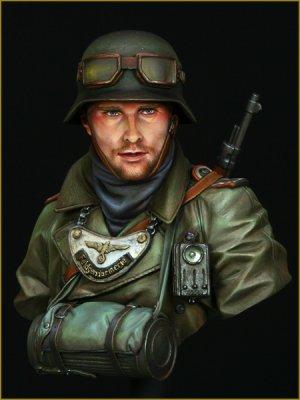 German Feldgendarmerie WWII  (Vista 1)