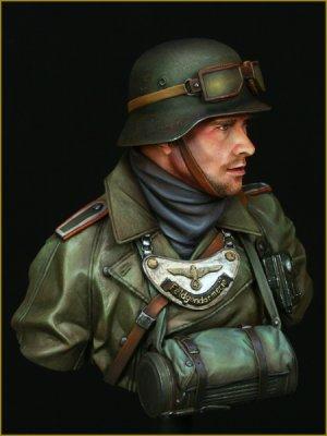 German Feldgendarmerie WWII  (Vista 2)