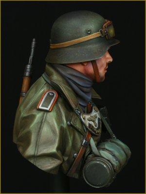 German Feldgendarmerie WWII  (Vista 4)